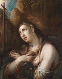 die büssende heilige maria magdalena by gortzius geldorp