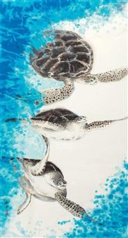 冲刺 (tortoise) by liu zhong
