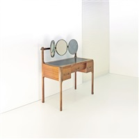 tavolino da toeletta (dressing table) by aimore isola, guido drocco, luciano re and roberto gabetti
