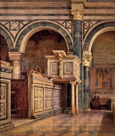 chiesa di san miniato firenze by emanuel stöckler