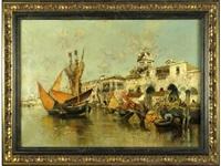venecia, gran canal by gonzalo bilbao martínez