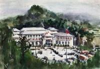 革命博物馆 by lei yu
