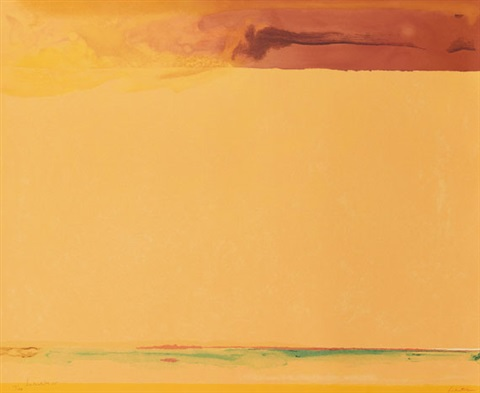 southern exposure by helen frankenthaler