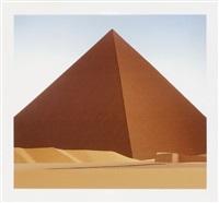 pyramide by thomas demand