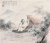 figure by lin jia