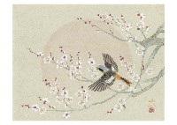 white plum by mutsuro kawashima