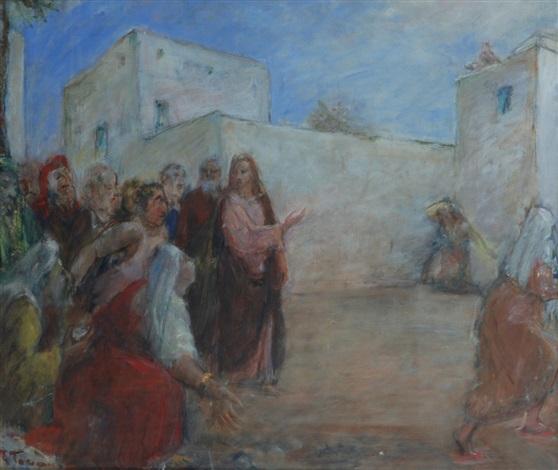 chi è senza peccato scagli la prima pietra vangelo