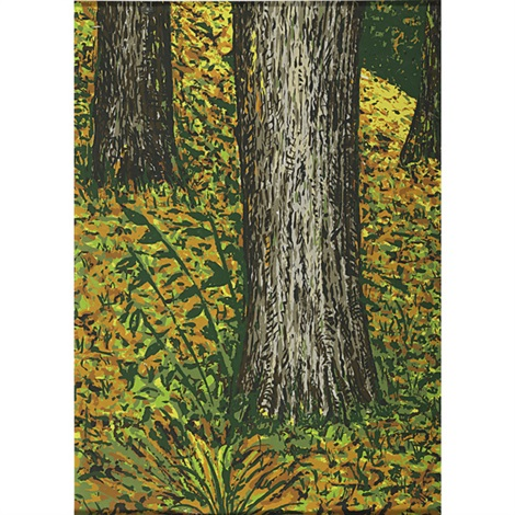 forest by robert gober
