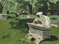 beekeeper by qiu xiaofei
