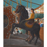 carrousel by serge fiorio