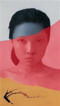 portrait by liu zining