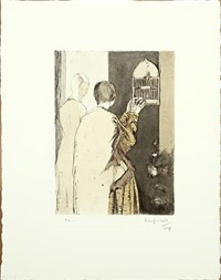 victorian etching by hans henrik lerfeldt