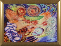 cosmic by miriam hirsch