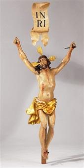 hochbarocker kruzifixkorpus by johann baptist sellinger
