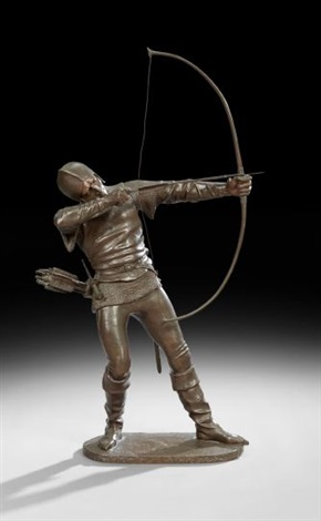 archer by pierre nicholas tourgueneff