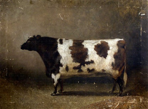 the wimpole heifer honeycomb by eliot thomas yorke