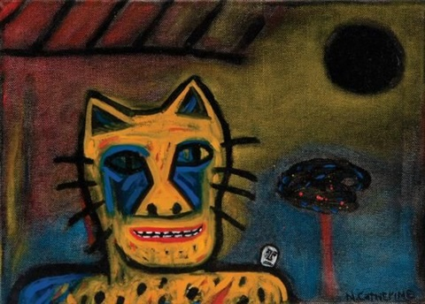 catman by norman clive catherine