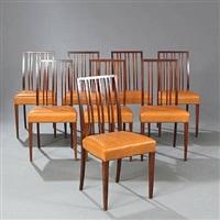 dining chairs (set of 9) by kaj gottlob