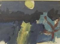 moon light by na hei gyoon