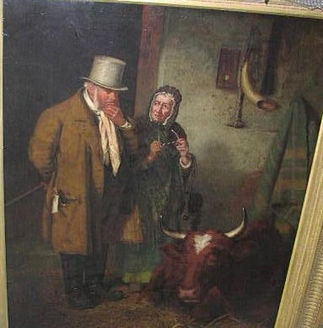 the cow doctor by henry hetherington emmerson