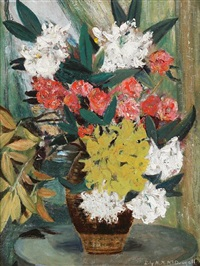 mixed bouquet by lily martha maud macdougall