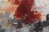 rot - schwarz by heinz kreutz