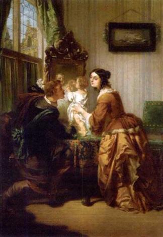 le miroir by casimir van den daele