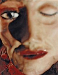 la rosa blanca (from portfolio mit 13 farbfotografien) by urs fischer