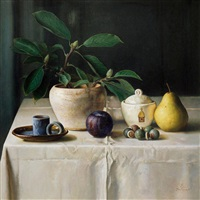 静物 (still life) by jiang changyi