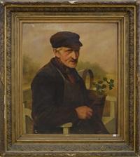 le jardinier by françois peeters