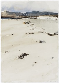 kustlandskap by lars lerin