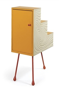 dreamsicle storage unit (from the side step series) by terence main