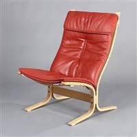siesta lounge chair (model n305) by ingmar anton relling