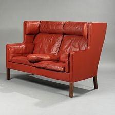 Admirable Coupe Sofa By Borge Mogensen On Artnet Creativecarmelina Interior Chair Design Creativecarmelinacom