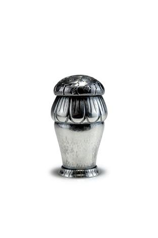 zuckerstreuer by georg jensen tupperware lila