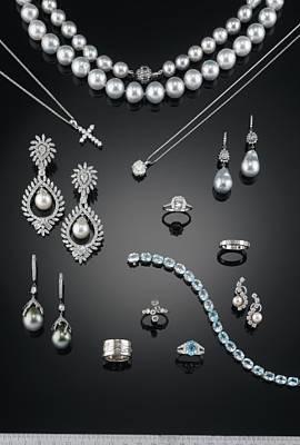 ear pendants by a. michelsen (co.)