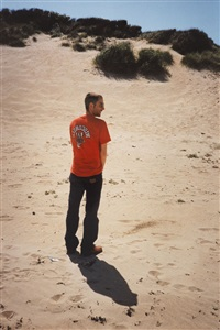 my name written in my piss (2-teilig) by jonathan monk