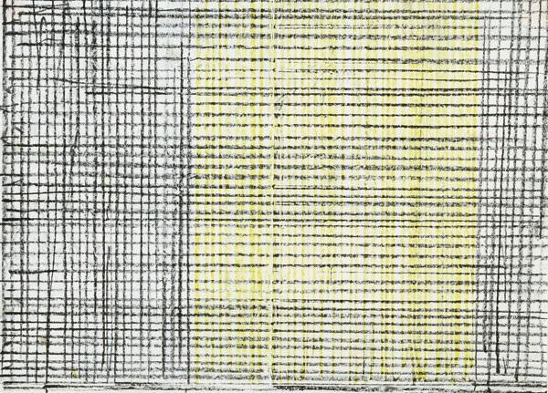 Nachbarschaft der Farben on 4 joined sheets by Helmut Federle on artnet