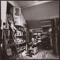 atelier robert grattier, paris 75020, 17 mai by mark arbeit