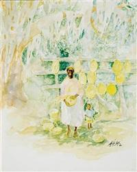 basket weavers by alice scott