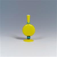 vase by zecchin martinuzzi