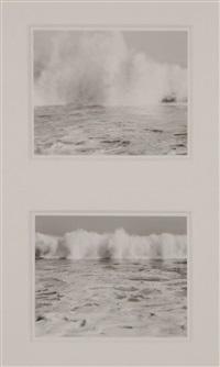 hurricanes xxvi-xxx (5 works) by clifford ross