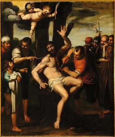 martirio di san bartolomeo by michelangelo merisi da caravaggio