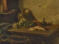 küchenstillleben by willem elisa roelofs