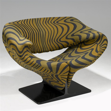 Ribbon Chair By Pierre Paulin