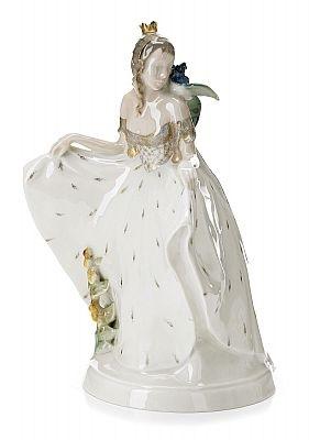 sagonprinsessa med fågel by vicken von post börjesson