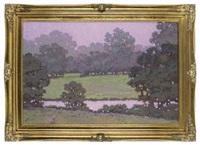 purple river by sergei patikovski