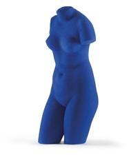 vénus bleue - la vénus d'alexandrie by yves klein