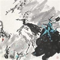 夏风 by liu jihong