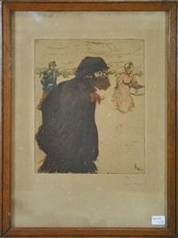 le vagabond by henri evenepoel
